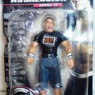 "WWE Jakks Pacific Ruthless Aggression Series 33 John Cena ""Black Shoes"" Variant Action Figure NEW"