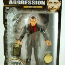 WWE Jakks Pacific Ruthless Aggression Series 35 Joey Styles Action Figure with Championship Belt