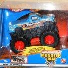 Mattel Hot Wheels Monster Jam Motorized Rev Tredz Truck Scale 1:43 New