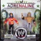 WWE Jakks Pacific Wrestling Adrenaline Series 33 Vicki Guerrero & Edge Action Figure 2 Pack NEW