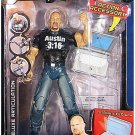 WWE Jakks Pacific Deluxe Aggression Series 13 Stone Cold Steve Austin Action Figure New