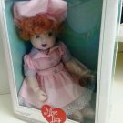 Precious Kids - I Love Lucy - Premier Vinyl Baby Doll in Pink Outfit - Job Switching Episode 39 New