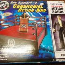 WWE Jakks Pacific Ceremonial Action Ring Playset with Exclusive Eric Bischoff Action Figure New