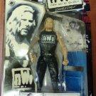 WWE Jakks Pacific NWO New World Order Back and Bad Kevin Nash Action Figure [ Black NWO Shirt ] New