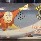 Nickelodeon Mattel Avatar the Last Airbender Aang's Battle Staff Glider New