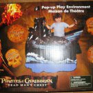 Disney Store Exclusive Pirates of the Caribbean Dead Man's Chest  Pop-up Play Environment New