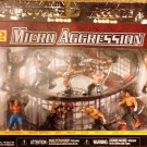 WWE Jakks Pacific Micro Aggression 10 Figure Pack Cena, Primo, MVP, Orton, Carlito, Kane & More New