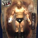 WWE Jakks Pacific Wrestlemania 25th Anniversary Series 3 Triple H Action Figure New