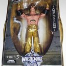 WWE Jakks Pacific Wrestlemania 25th Anniversary Series 3 Rey Mysterio Action Figure New