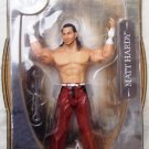 WWE Jakks Pacific Wrestlemania 25th Anniversary Series 2 Matt Hardy Action Figure New