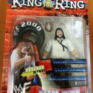 WWF WWE Jakks Pacific King of the Ring Break Down in your House Mankind Action Figure New