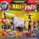 WWF WWE Jakks Hall Of Pain Wrestling Playset Reak Action [ NO ACTION FIGURES ARE INCLUDED ] New