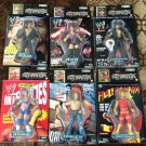 WWE Jakks Pacific Wrestling RAW Uncovered COMPLETE Set of 6 Action Figures Exclusive NEW