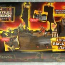 Pirates of the Caribbean 3 At Worlds End Ultimate Black Pearl Playset {No Figures Included} New