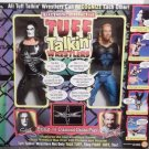 "Toy Biz WCW Electronic Interactive Tuff Talkin Wrestlers Sting vs Diamond Dallas Page 13"" Figures"