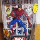 """Toy Biz Marvel Legends Icons Peter Parker 12"""" Spider-Man Action Figure { Unmasked } New"""