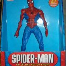 "Toy Biz Marvel Spider-Man 12"" Deluxe Action Figure with 27 Points of Articulation New"