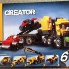 Lego Creator - 4891 - Highway Haulers 209 pcs NEW