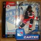 McFarlane Sportspicks NHL Hockey Series 6 New York Rangers # 22 Anson Carter Action Figure New