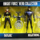 New Batman Adventures Knight Force Hero Collection with Batman, Batgirl, Nightwing, Robin Figures
