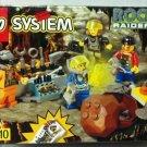 Lego System ( 4930 ) Rock Raiders Crew 38 Pcs. NEW