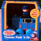 Tomy Thomas The Tank Engine & Friends Thomas Push n Go No. 1 NEW