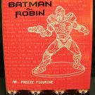 "Batman and Robin Movie Warner Bros Exclusive Mr Freeze Arnold Schwarzenegger 12"" Figure New"