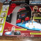 UFC Ultimate Fighting Jakks Ultimate Micro Fighters 2-in-1 Arena - Training Center Playset New