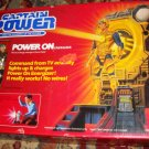 Captain Power and The Soldiers of the Future - Power On Energizer with Captain Power Action Figure