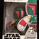 Hasbro Star Wars Mighty Muggs Vinyl Boba Fett Action Figure NEW