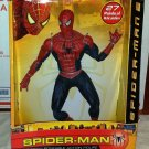 "Toy Biz Marvel Spider-Man 2 Movie 12"" Poseable Action Figure with 27 Points of Articulation New"