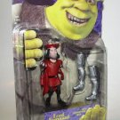 McFarlane Toys DreamWorks Shrek Movie Lord Farquaad Action Figure with attachable legs New