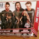 Mattel WWE The Shield Fan Central Kmart Exclusive Reigns, Ambrose & Rollins Action Figure 3 Pack New