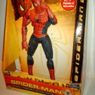 "USED Toy Biz Marvel Spider-Man 2 Movie 12"" Poseable Action Figure with 27 Points of Articulation"