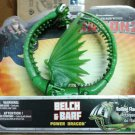 Dreamworks How To Train Your Dragon 2 Movie Belch and Barf Zippleback Power Dragon New
