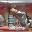 Kenner 1998 Small Soldiers Archer Power Drill Cycle Radio Remote Control Vehicle New