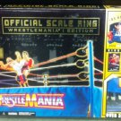 WWE Jakks Pacific Wrestling Official Real Scale Ring - Wrestlemania I Edition New