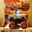 DISNEY PIXAR CARS TOON 1:43 scale The Tormentor Power Punch Action Monster Truck Mater NEW