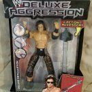 WWE Jakks Pacific Deluxe Aggression 18 John Morrison Action Figure with Barbell Launcher NEW