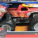 Mattel Hot Wheels Monster Jam 1:24 Scale Monster Truck 2006 TORO LOCO with Chrome Rims New