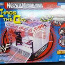 WWF WWE Jakks Wrestlemania XVII Chaos in the Cell Ring [ NO ACTION FIGURES INCLUDED ] New