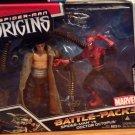 Hasbro Spider-Man Origins Marvel Battle-Packs Spiderman vs Doctor Octopus Action Figures New