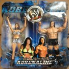 WWE Jakks Pacific Wrestling Adrenaline Series 8 Victoria & Steven Richards Action Figure 2 Pack New