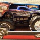 Mattel Hot Wheels Monster Jam 1:24 Scale Monster Truck 2006 SUDDEN IMPACT with Chrome Rims New
