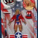 WWE Jakks Wrestling The Great American Bash Torrie Wilson Winner Action Figure Join the Party NEW