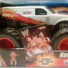 Mattel Hot Wheels Monster Jam 1:24 Scale Monster Truck 2006 WWE RODDY PIPER with Red Rims New