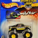 Mattel Hot Wheels 2002 Monster Jam Metal Collection #26 Wild Hair Vehicle - 1:64 Scale Truck New