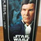 """Sideshow Star Wars Heroes Of The Rebellion Han Solo Rebel Captain: Bespin 1/6 Scale 12"""" Figure New"""