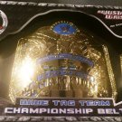 WWE Jakks Pacific - Smack Down Tag Team Wrestling Champions - BOXED Championship Title Belt NEW