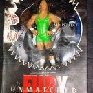 WWE Jakks Pacific Unmatched Fury Curt Hennig Mr. Perfect Platinum Edition Series 4 Limited Figure